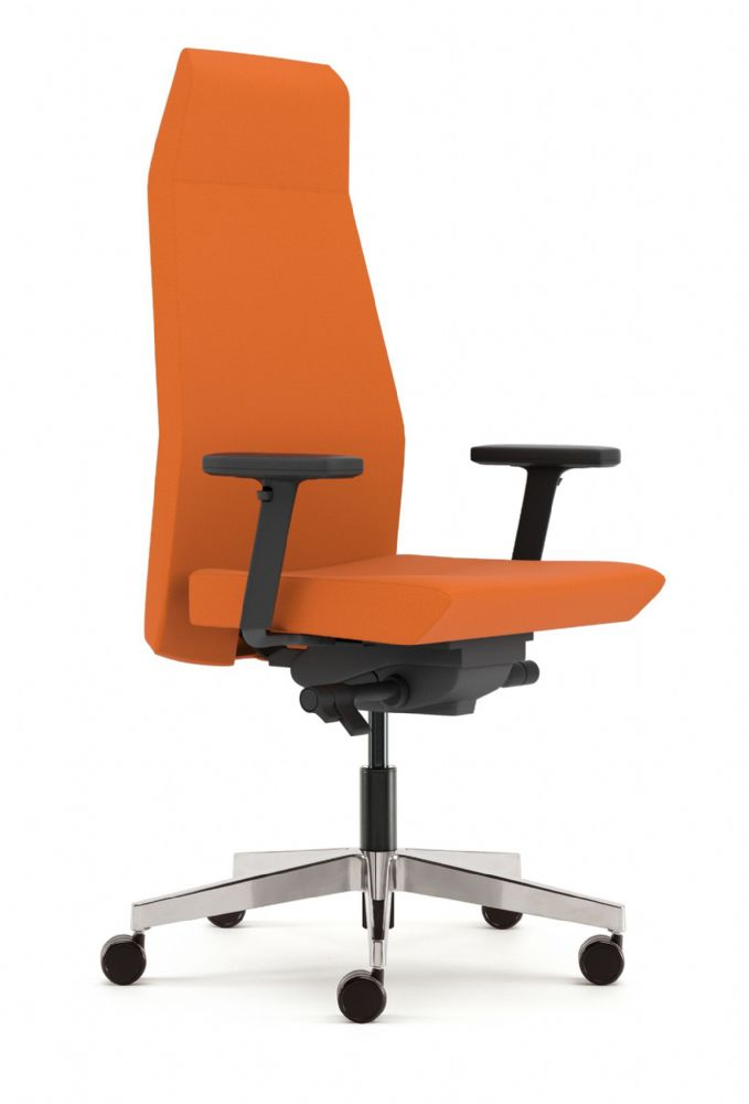 Pledge Zante High Back Task Chair With Synchronised Mechanism